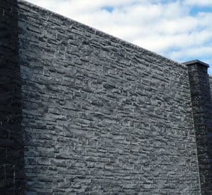 Tal Stone Fence Products