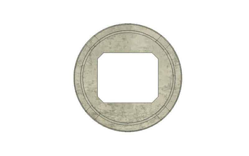 0.150m K7 Grade Ring
